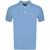 Product Image for Psycho Bunny Classic Polo T Shirt Blue