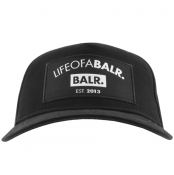 Product Image for BALR Classic Life Of A Balr Cap Black