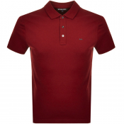 Product Image for Michael Kors Sleek Polo Red