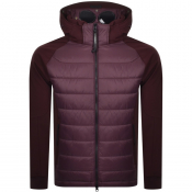 Product Image for CP Company Padded Jacket Burgundy