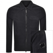 Product Image for CP Company Cord Overshirt Jacket Black