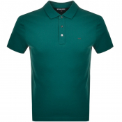 Product Image for Michael Kors Sleek Polo Green
