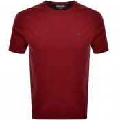 Product Image for Michael Kors Sleek T Shirt Red