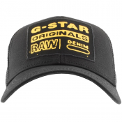 Product Image for G Star Raw Originals Trucker  Cap Black