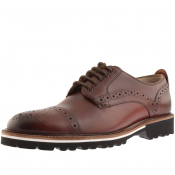 Product Image for Oliver Sweeney Bowland Brogue Shoes Brown