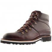 Product Image for Sweeney London Rispond Boots In Burgundy