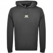 Product Image for Helly Hansen Young Urban Logo Hoodie Grey