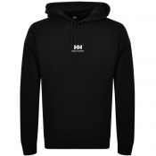 Product Image for Helly Hansen Young Urban Logo Hoodie Black