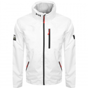 Helly Hansen Hooded Midlayer Jacket White