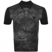 Product Image for BOSS Casual Paive Polo T Shirt Black