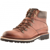 Sweeney London Rispond Boots In Brown