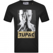 Product Image for Replay 2Pac Tribute Logo T Shirt Black