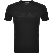 Product Image for Napapijri Serber T Shirt Black