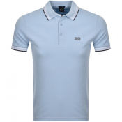 Product Image for BOSS Athleisure Paddy Polo T Shirt Blue