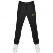 Product Image for BOSS Athleisure Hadiko Win Jogging Bottoms Black
