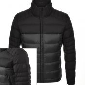 BOSS Athleisure J Ardem Down Jacket Black