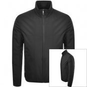 BOSS Athleisure J Taped Thermo Jacket Black