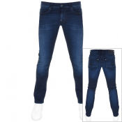 Product Image for G Star Raw Revend Super Slim Jeans Blue