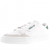 Product Image for adidas Originals Continental Vulc Trainers White