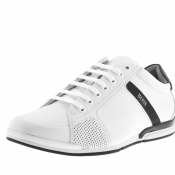 BOSS Athleisure Saturn Lowp Lux 4 Trainers White