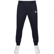 Product Image for adidas Originals Trefoil Jogging Bottoms Navy