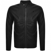 Product Image for G Star Raw Motac X Biker Jacket Black