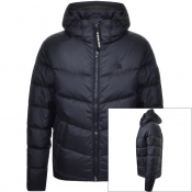 Product Image for G Star Raw Whistler Down Puffer Jacket Navy