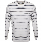 Billionaire Boys Club Long Sleeved T Shirt White