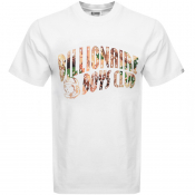 Billionaire Boys Club Arch Logo T Shirt White