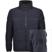 Product Image for BOSS Casual Odrean Padded Jacket Navy