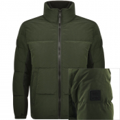 Product Image for BOSS Casual Odrean Padded Jacket Green