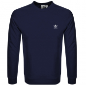 Product Image for adidas Originals Essential Sweatshirt Navy