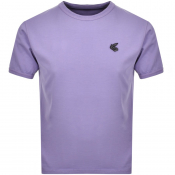 Vivienne Westwood Small Orb T Shirt Purple