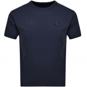 Product Image for Vivienne Westwood Small Orb T Shirt Navy