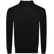 Product Image for G Star Raw Turtle Neck Knit Jumper Black