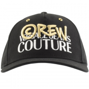 Product Image for Versace Jeans Couture Logo Baseball Cap Black