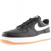 Product Image for Nike Air Force 1 07 2 Trainers Black
