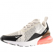 Nike Air Max 270 Trainers Beige