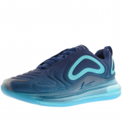 Product Image for Nike Air Max 720 Trainers Blue