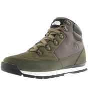 The North Face Back To Berkeley Boots Green