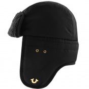 Product Image for True Religion Horseshoe Logo Hat Black