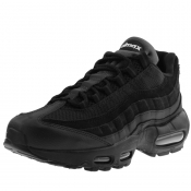 Product Image for Nike Air Max 95 Trainers Black
