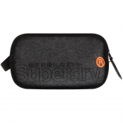 Superdry Super Buff Logo Washbag Grey
