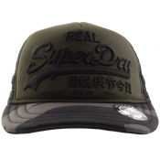 Superdry Premium Good Cap Green