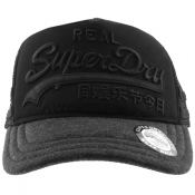 Superdry Premium Good Cap Black