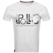 Product Image for Alpha Industries Apollo 50 T Shirt White