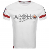 Alpha Industries Apollo 50 T Shirt White