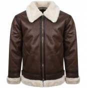 Product Image for Alpha Industries B3 FL Flying Jacket Brown