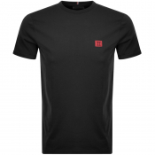 Product Image for Les Deux Crew Neck Piece T Shirt Black