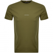 Product Image for Les Deux Crew Neck Lens T Shirt Green